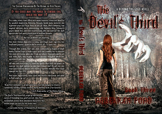 SBibb - The Devil's Third - Wrap-Around Book Cover