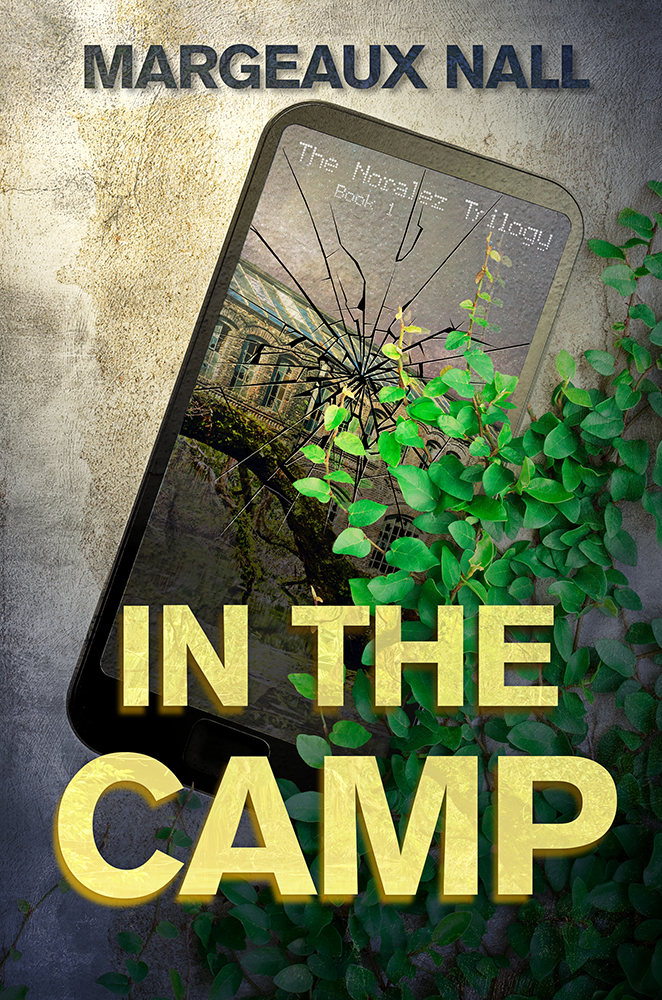 Book Cover - In the Camp