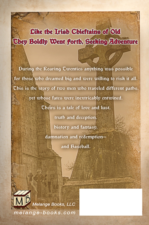 Back of Book Cover - The Rovers
