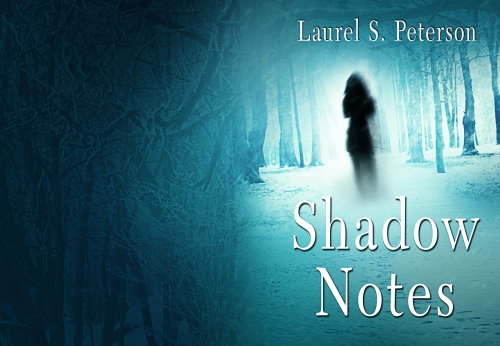 Wraparound Book Cover - Shadow Notes