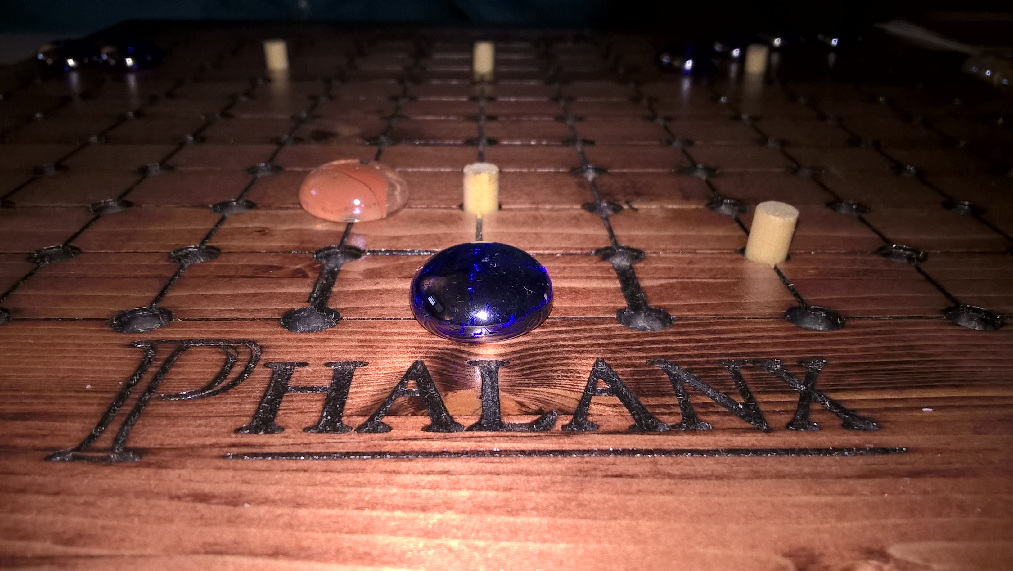Phalanx - Wooden Edition