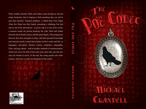 Behind the Scenes - The Poe Codec - Wraparound Cover