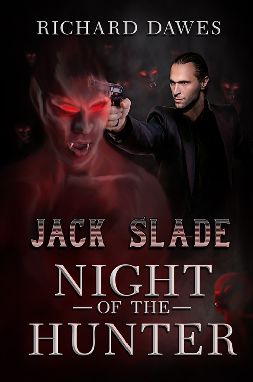 Book Cover - Night of the Hunter