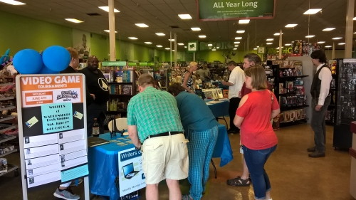 Author Book Signing - Writers of Warrensburg