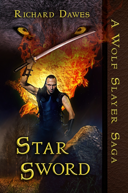 Behind the Scenes - Star Sword - Book Cover