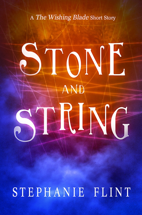 Stone and String Book Cover