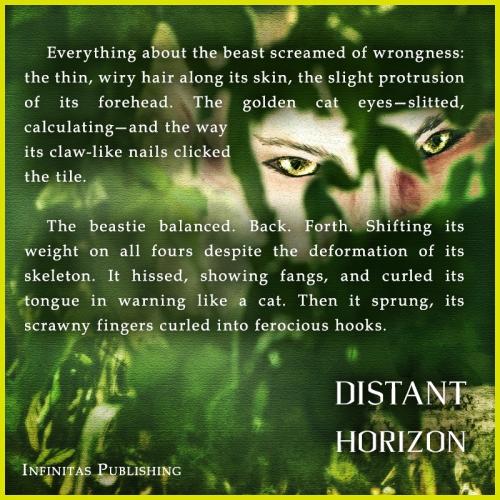 """Distant Horizon - """"Beast Excerpt"""""""