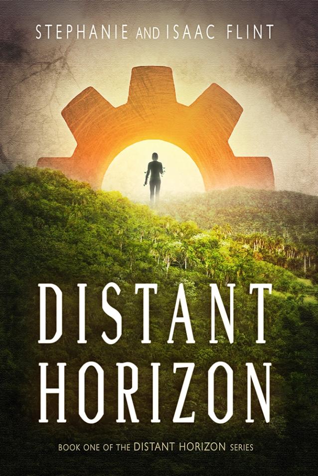 Distant Horizon - Book Cover
