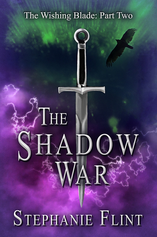 The Shadow War - Book Cover