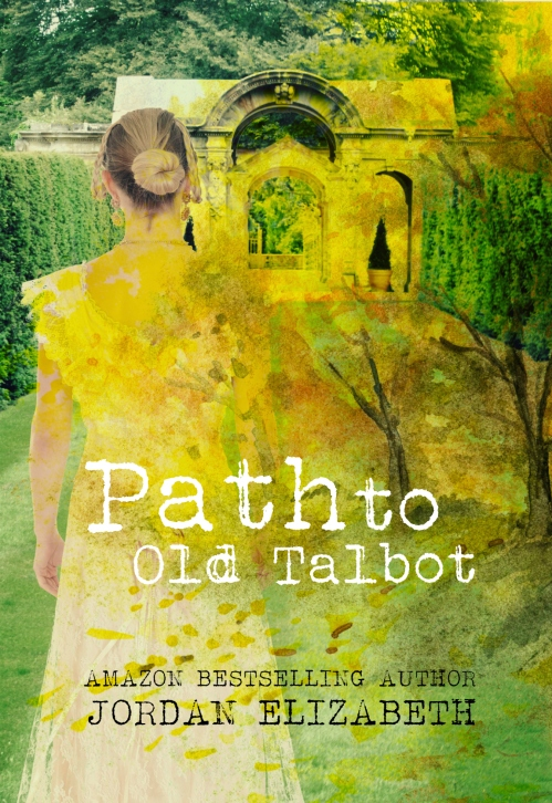 Path to Old Tabot - Book Cover