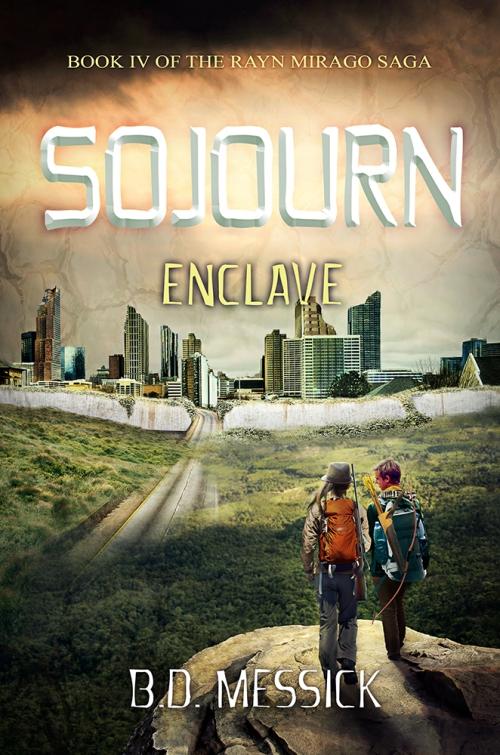 SBibb - Book Cover - Sojourn: Enclave