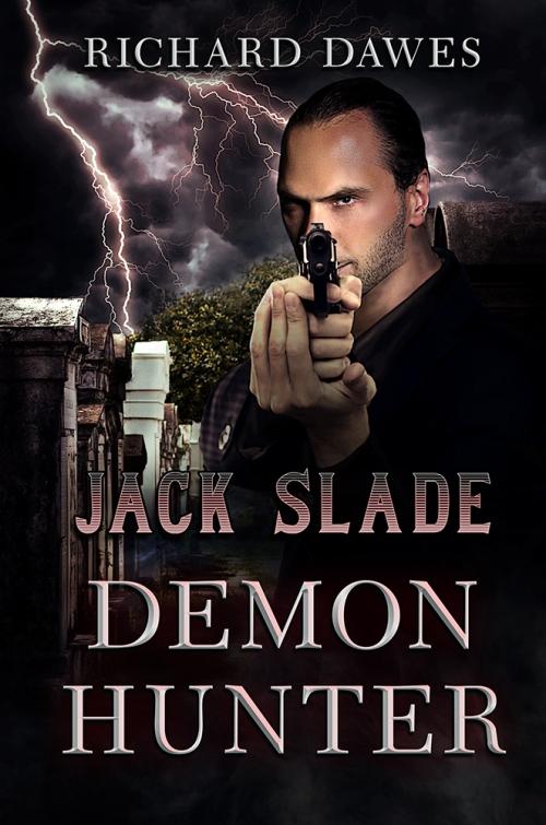 SBibb - Demon Hunter - Book Cover