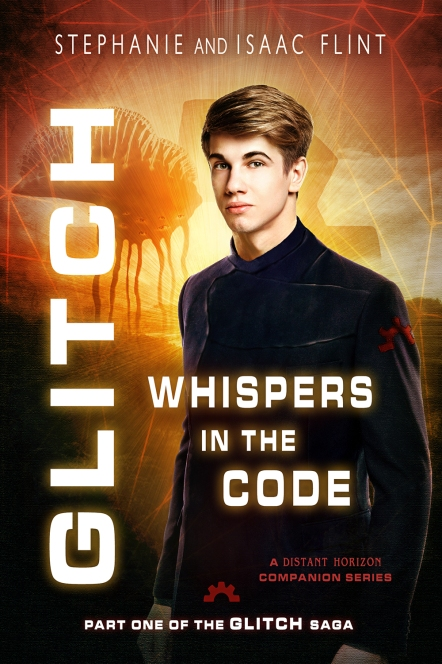 SBibb - Glitch: Whispers in the Code Book Cover