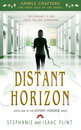 Join the newsletter and download Distant Horizon Sample Chapters