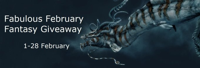 Fabulous February Fantasy Giveaway - Download Free Ebooks!