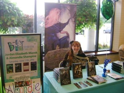 Blog Tour - Jordan Elizabeth - Author Photo