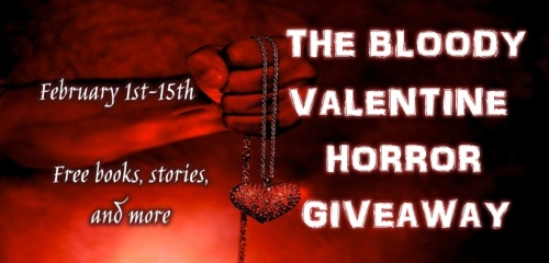 The Bloody Valentine Horror Giveaway - Download Free Ebooks!
