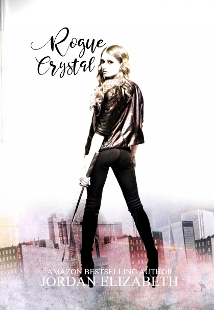 Blog Tour - Rogue Crystal - Book Cover