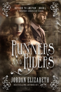 Blog Tour - Runners and Riders - Cover