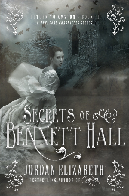 Blog Tour - Secrets of Bennett Hall - Book Cover