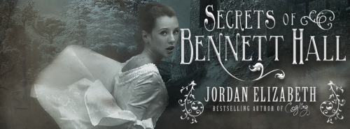 Blog Tour - Secrets of Bennett Hall - Tour Banner