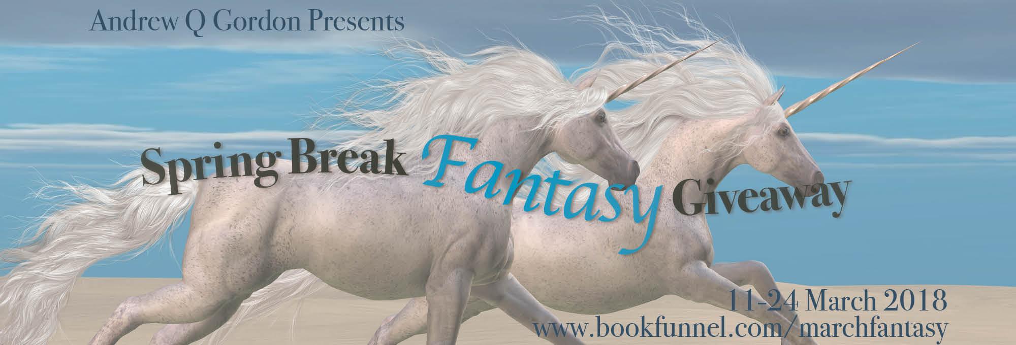 Spring Break Fantasy Ebook Giveaway