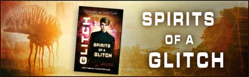 Spirits of a Glitch - Banner