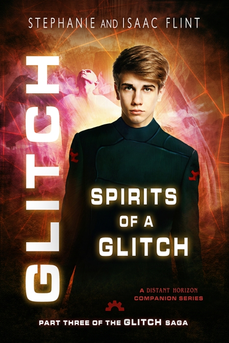 Spirits of a Glitch - Book Cover