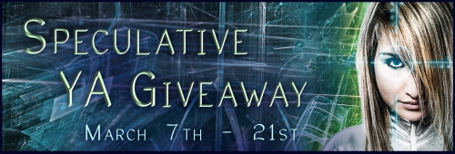 Speculative YA - EBook Giveaway