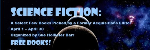 Science Fiction Ebook Giveaway