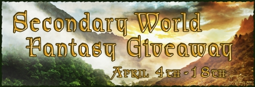 Secondary World Fantasy - EBook Giveaway
