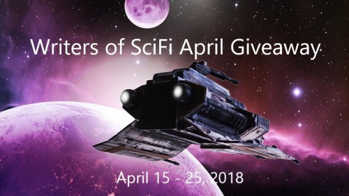 Writers of SciFi April Ebook Giveaway