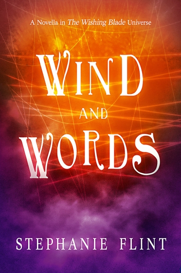 Wind and Words - Book Cover