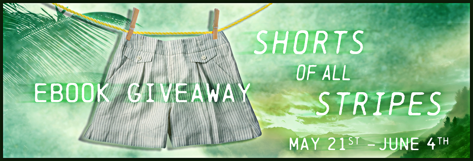 Shorts of All Stripes - Ebook Giveaway