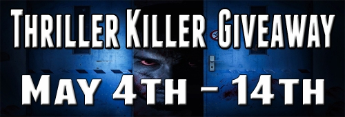 Thriller Killer Ebook Giveaway