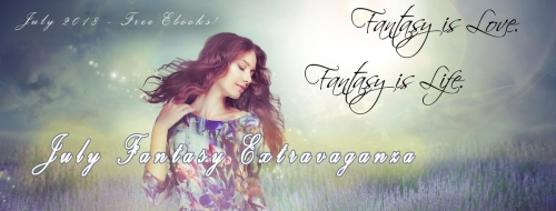 July Fantasy Extravaganza - Ebook Giveaway