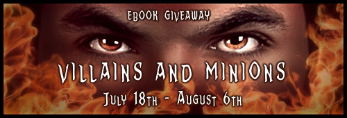 Villains and Minions - Ebook Giveaway