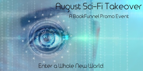 August Sci-Fi Takeover - Ebook Giveaway