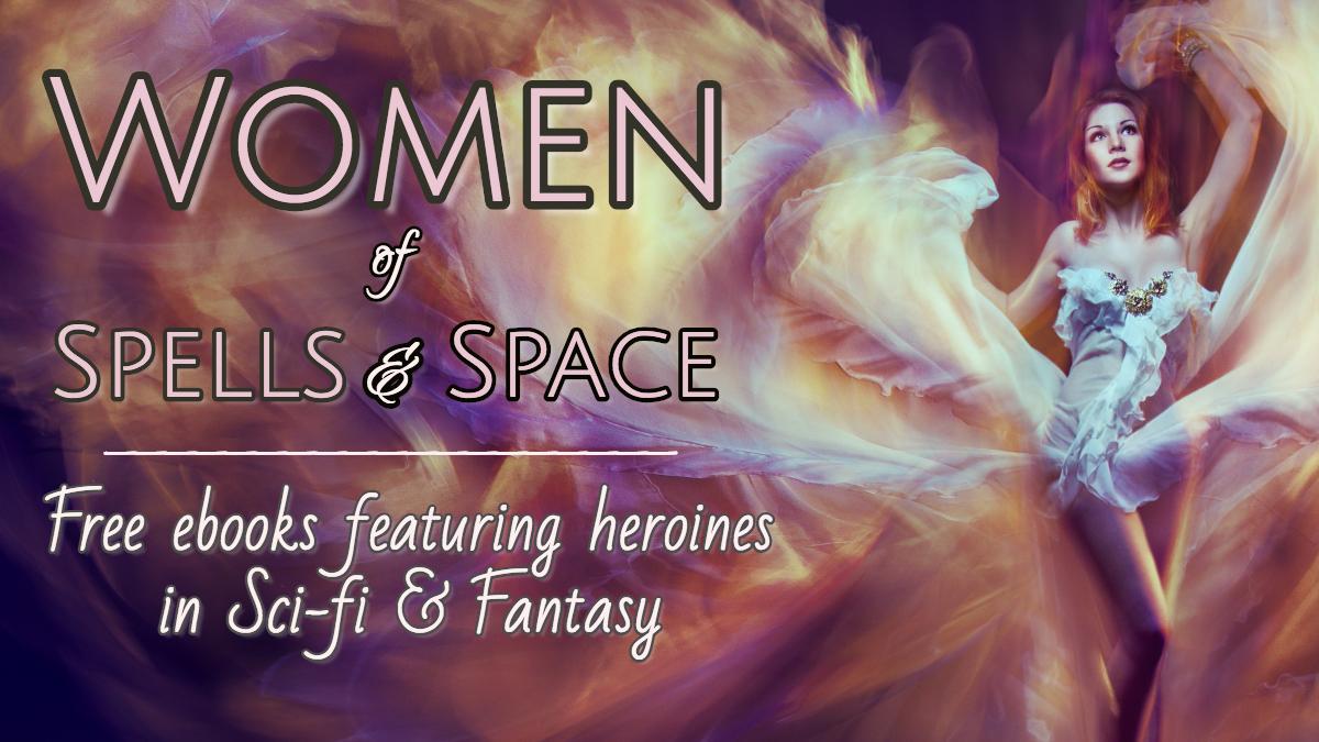Women of Spells & Space - EBook Giveaway