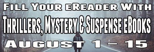 Mysteries, Thrillers, and Suspense Ebook Giveaway