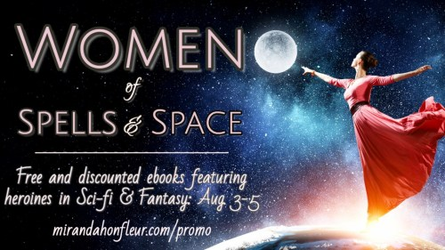 Women of Spells and Space - Book Fair