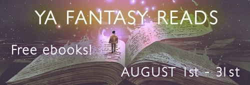 YA Fantasy Reads August Ebook Giveaway