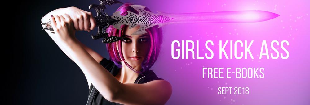 Girls Kick Ass - Ebook Giveaway