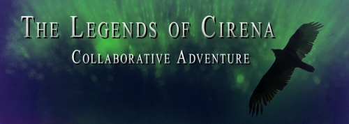 Legends of Cirena - Collaborative Adventure Facebook Group