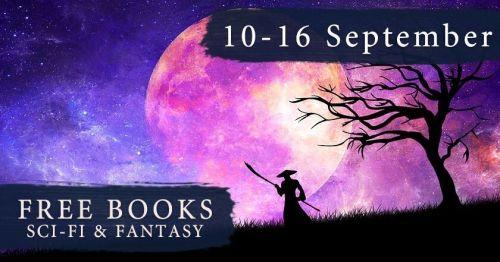SFF Book Bonanza Promo - September Ebook Giveaway