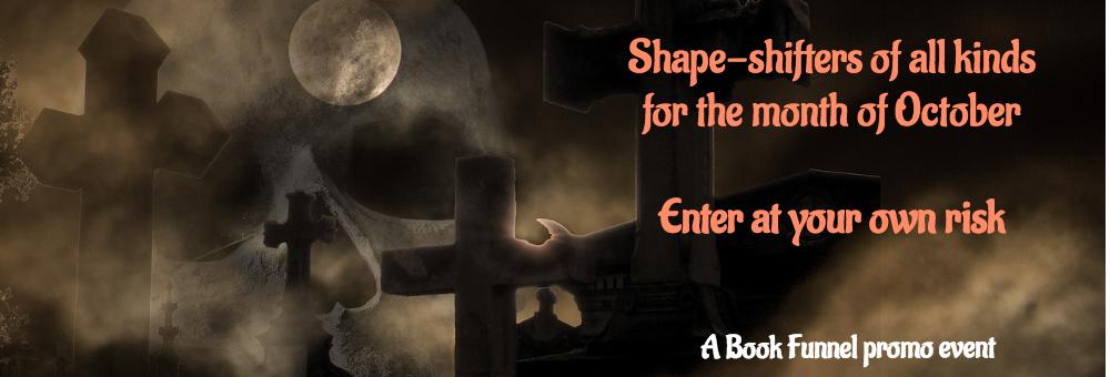 Halloween Shifters Ebook Giveaway
