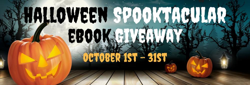 Halloween Spooktacular Ebook Giveaway