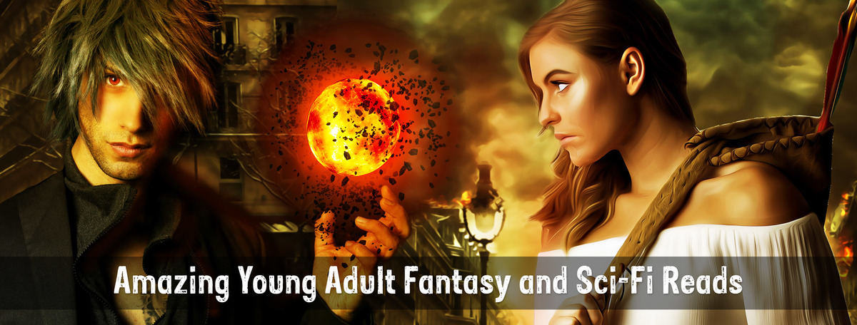Young Adult Fantasy & SciFi Ebook Giveaway