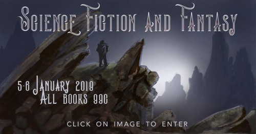 January 2019 Science Fiction and Fantasy Ebook Promo