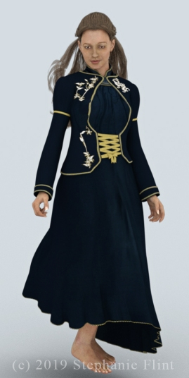SBibbPhoto - Siklana Full Body Render